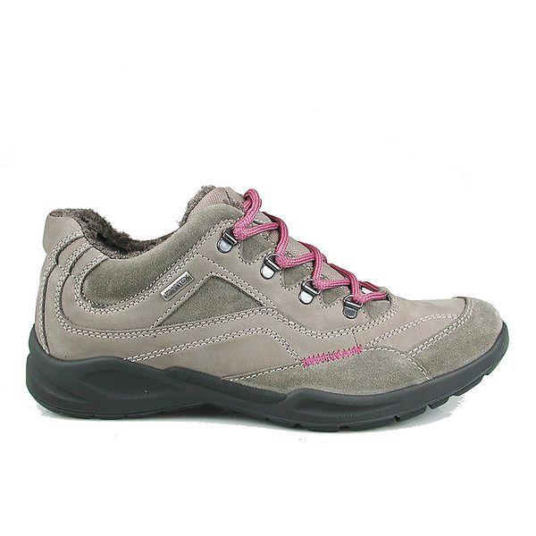 Dámské šedo-béžové sportovní boty Numero Uno