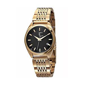Dámské hodinky Replay zlaté černý ciferník