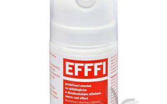 EFFFI EFFFI red emulze - regenerace šíje 50 ml