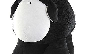 Plyš 75cm Sheepworld Plyš 75cm ovečka černá stojící, Sheepworld