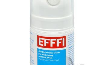 EFFFI EFFFI blue emulze - regenerace svalů 50 ml