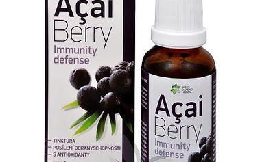 Green Diamond Medical Acai berry Immunity defense 30 ml přípravek pro spalování tuků