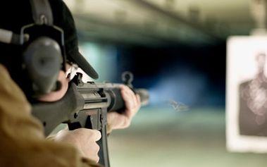 Akční střelba ze 3 zbraní na kryté střelnici v Opavě za skvělých 499 Kč!