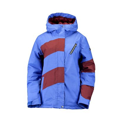 Dámská bunda na snowboard Ride MAGNOLIA fialová XS