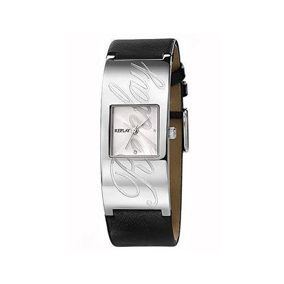 Dámské hodinky Replay stříbrné elegantní