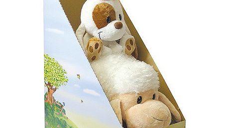 Plyš Bo & Mylo & Zippy v dárkové krabici z kolekce Mylo, 60 cm