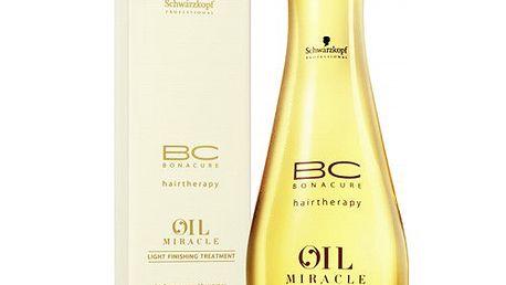 Schwarzkopf Professional Lehká kúra pro konečnou úpravu vlasů (Oil Miracle Light) 100 ml
