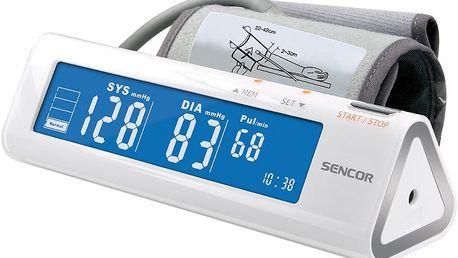 Digitální tlakoměr na paži SENCOR SBP 901