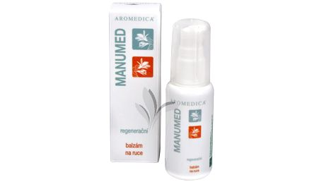 Aromedica Manumed - regenegační balzám na ruce 50 ml