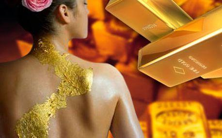 Vánoční masáže – zlatá, andělská nebo marocká masáž se zábalem za skvělých 333 Kč!