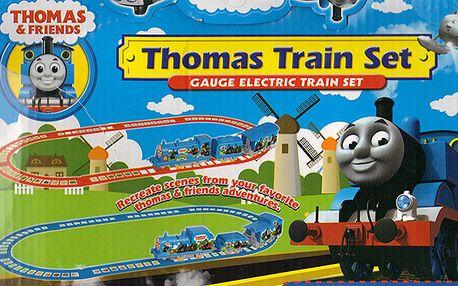 Elektrický vláček Thomas
