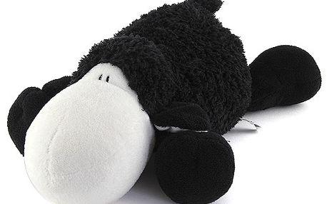 Plyš 45cm Sheepworld Plyš 45cm ovečka černá ležící, Sheepworld