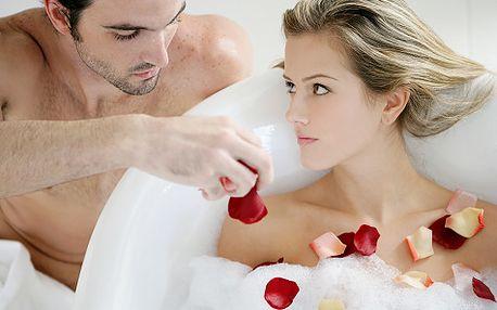 Zámecký pobyt pro DVA na 3 dny s wellness, polopenzí a romantickou večeří