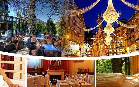 Kupon na slevu 41%. Kouzelný vánoční pobyt v Budapešti pro 2 osoby na 3 dny se snídaní a romantickou večeří při svíčkách, také se vstupem do sauny! Pobyt ve 3* Hotelu Bobbio vzdáleného jen 16 minut autem od centra!