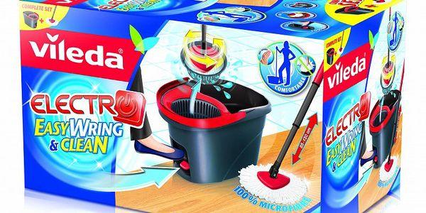 Vileda mop Elektro Easy Wring and Clean
