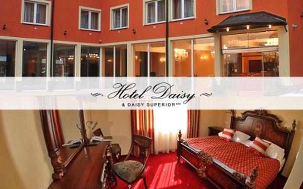 Do Krakova na 3 dny PRO DVA za 2475 Kč! Nádherný hotel DAISY Superior*** kousek od centra!