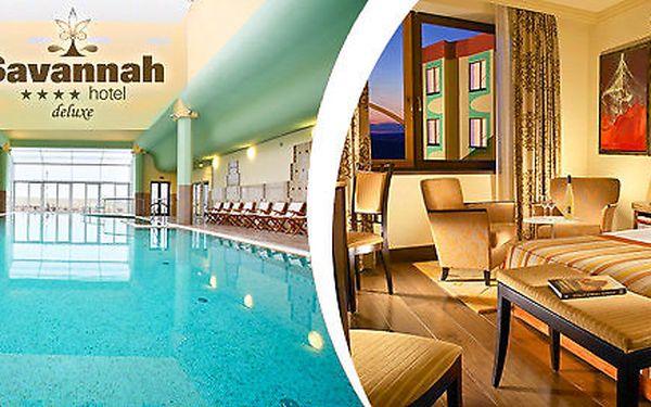 Luxusní dovolená pro dva v hotelu Savannah****