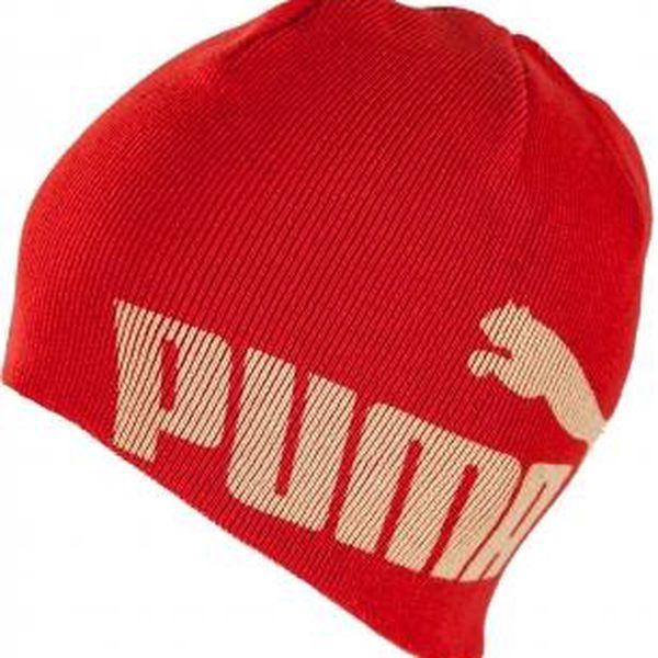 Puma NO 1 BEANIE červená OSFA