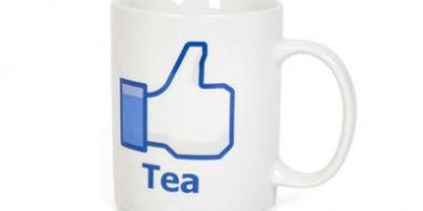 """Originální hrníček """"LIKE"""" ve dvou variantách COFFEE nebo TEA jen za 199 Kč! Udělejte radost kolegovi!!"""