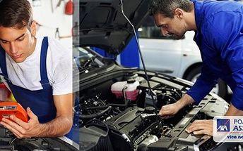Oblíbený autoservis FINECCO! Výměna oleje do 5 litrů včetně výměny olejového filtru a navíc s kompletní preventivní prohlídkou Vašeho vozu před zimou ZDARMA!!