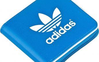 Stylová peněženka - Adidas AC WALLET modrá