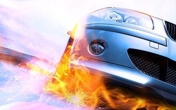 Jízda v BMW s 65% slevou