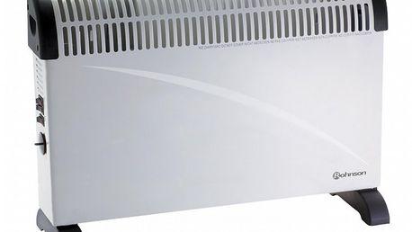 ROHNSON R-012 - úsporné a bezpečné elektrické topení
