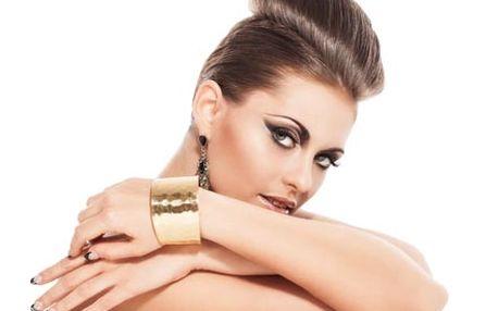 90 minutové luxusní kosmetické ošetření kmenovými ...