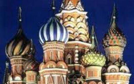Vánoční základy ruštiny - jen Vy a lektor v Praze