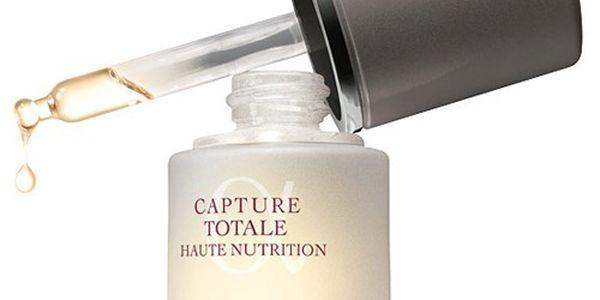Dior Výživný olej pro zralou pleť Capture Totale Haute Nutrition (Nurturing Oil Treatment) 15 ml