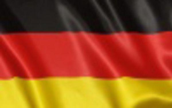 6 lekcí německé komunikace a konverzace pro středně pokročilé B1 (6x45min)