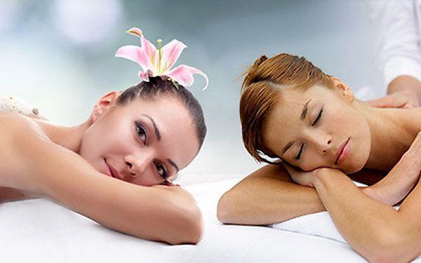 Hodinová masáž - 4 druhy na výběr