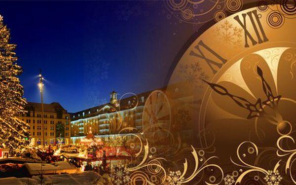jednodenní zájezd na adventní trjy do Drážďan