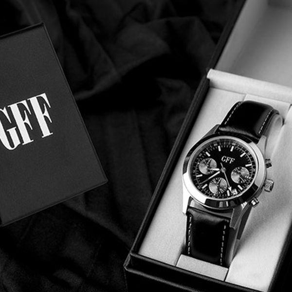 Stylové pánské hodinky