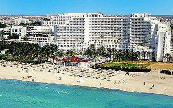 Letecky do Tuniska, Sousse. All Inclusive v hotelu přímo na pláži. 8 dní se slevou 15%. Garance kvality Invia.cz