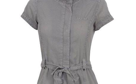 Dámská šedá košile s páskem Bench
