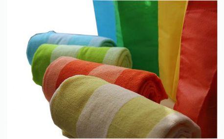 Pořiďte velmi oblíbeného skvělého pomocníka - rychleschnoucí osušku z mikrovlákna včetně plátěné tašky za pouhých 205 Kč. Nejlevněji v ČR!! Vybírejte ze tří barev.