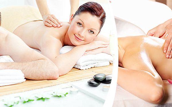 Blahodárné léčivé masáže dle vašeho výběru