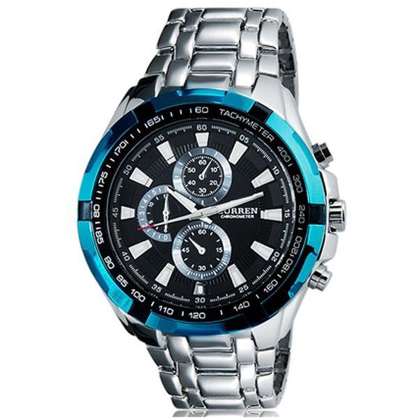 Sportovní hodinky Curren a poštovné ZDARMA! - 34606281