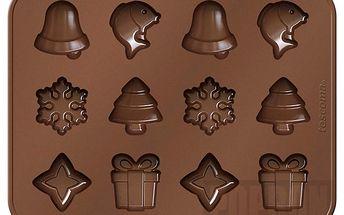 Formičky na čokoládu vánoční od Tescomy