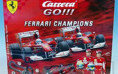 Autodráha Ferrari challenge - GO!!!
