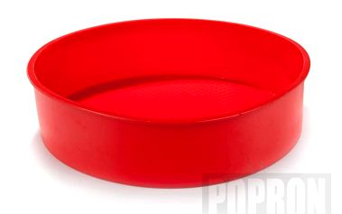 Silikonová kulatá forma na dort 24 cm, RED Culinaria