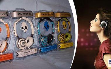 Posloucháte hudbu? Pak potřebujete kvalitní sluchátka! Stereo sluchátka Skullcandy Lowrider jsou jedny z nejznámějších modelů Skullcandy v rozrůstající se řadě lehkých sportovních sluchátek, hodí se do mobilů i do notebooků, výběr z 5ti barev!