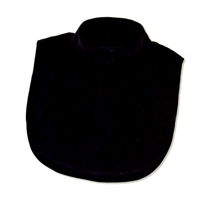 Fleecová vsadka 32x33cm, černá
