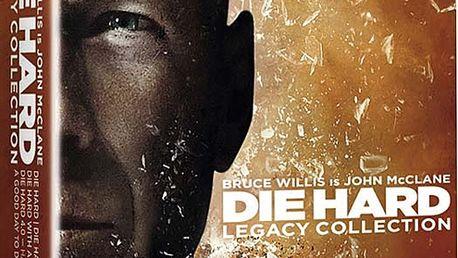 Smrtonosná past kolekce 1-5, 5 Blu-ray