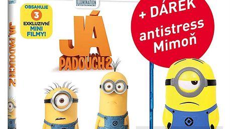 Já, padouch 2 (3D + 2D), 2 Blu-ray