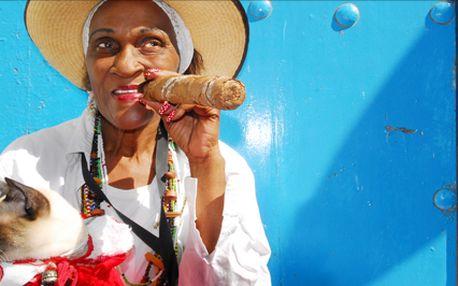 Exkluzivní zájezd na Kubu s atraktivním programem 29.12.-10.1. Poznejte starou Havanu a odpočiňte si na pláži Varadera v hotelu s all inclusive.