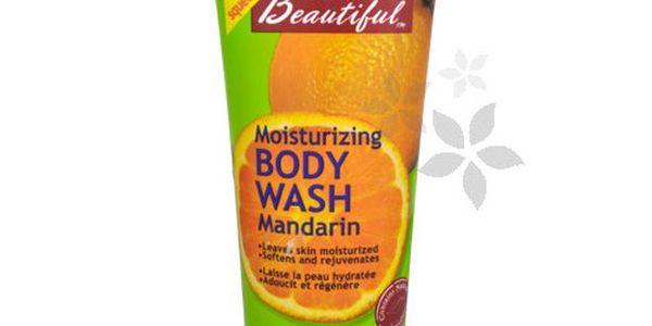 Freeman Hydratační tělový šampon s mandarinkou
