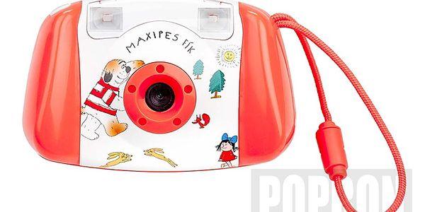 Gogen dětský fotoaparát maxifoto červený