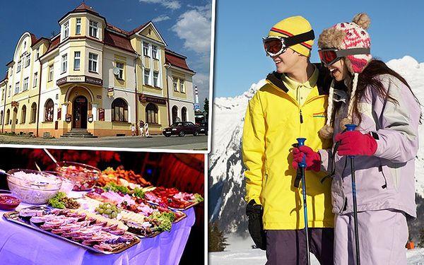 3denní pobyt pro 2 osoby s polopenzí v hotelu Hrádecký Dvůr v Hrádku nad Nisou.